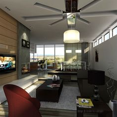 Home Design Lover 21 Stunning Minimalist Modern Living Room Designs for a Sleek Look - Home Design Lover