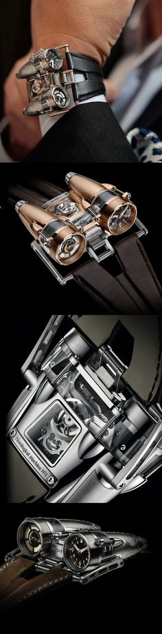 MB HM4 Thunderbolt Watch