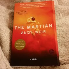 Hipster's Hollow Post #22: 24 Books in 2015 - The Martian (November)  #hipstershollow #hipster #blog #blogger #book #books #reading #bookworm #24booksin2015 #themartian #andyweir