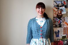 Andi of Untangling Knots on Sewing and Style - SeamstressErin Designs