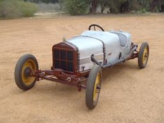 1926 Ford Model T monoposto race car built for the 2014 Lake Perkolilli Centenary of Speed. Henry Ford Model T, Ford Models, Race Cars, Antique Cars, Engine, Red, Drag Race Cars, Vintage Cars, Motor Engine