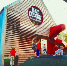 Top 10 Family Friendly Restaurants in Austin, complete with playscapes and delicious food whether on the lake or in the heart of the city.