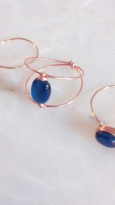 Wire Jewelry Rings, Handmade Wire Jewelry, Handmade Jewelry Designs, Beaded Rings, Cute Jewelry, Jewelry Crafts, Beaded Jewelry, Jewelry Ideas, Jewelry Bracelets