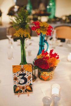 Detalle 10 : Pon azulejos de porcelana o cerámica en tu boda | El Blog de SecretariaEvento