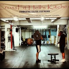 Hells kitchen crossfit / Spotify coupon code free