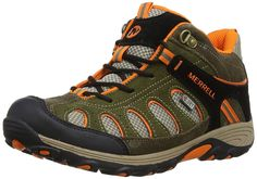 Merrell Chameleon Mid-Lace Hiking Shoe *** Hurry! Check out this great item : Hiking shoes