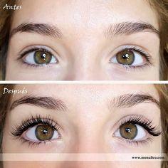 Mirada de Angel! _________________________________ Extensiones de pestañas de seda. Largura y volumen muy natural. Efecto mascara, ojo felino. #extensiones_de_pestañas, #extensionesdepestañas1x1, #eyelash_extensions, #monalico, #sinmascara, #monalicolashes, #extensionesdepestañas, #extensionesdepestañas