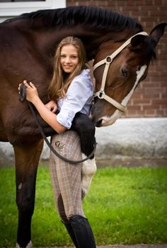 Hey. I'm Willow. I ride English and this is my horse Dream Catcher. His show name is Star Of Magic.