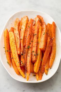 Honey Glazed CarrotsDelish