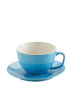 Price & Kensington Large Cup & Saucer, Bright Blue, http://www.myhabit.com/redirect/ref=qd_sw_dp_pi_li?url=http%3A%2F%2Fwww.myhabit.com%2Fdp%2FB00R7YGBXC%3F