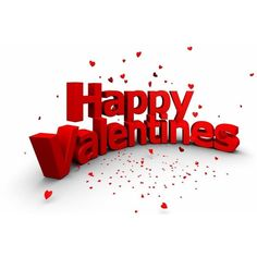 Happy Valentines Day Wallpapers ❤ liked on Polyvore