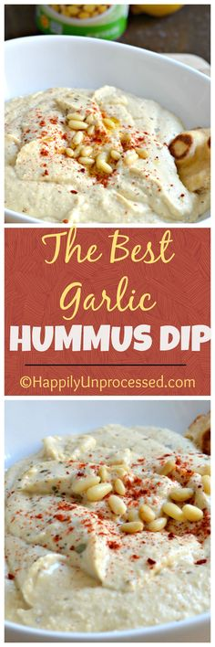 There's a secret to getting that restaurant quality smoothness to your hummus and we've got the secret!  #hummus #cleaneating #dip