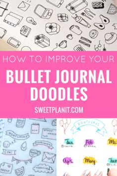 How to Improve Your Bullet Journal Doodles