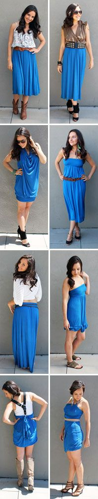 Which maxi dress look is your favorite?