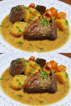 Greek Cooking, Yams, Greek Recipes, Food To Make, Steak, Food And Drink, Cooking Recipes, Favorite Recipes, Beef