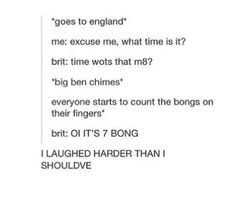 Why am I reading the brit in australian Funny Quotes, Funny Memes, Hilarious, Cheeky Nandos, Tumblr Stories, Funny Tumblr Posts, Funny Pins, Laugh Out Loud, The Funny