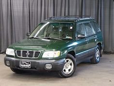 nice  2002 Subaru Forester - For Sale
