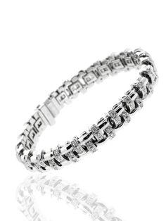 TIFFANY & CO DIAMOND TENNIS BRACELET