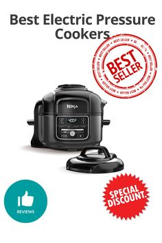 Best Electric Pressure Cookers - Discount and review Best Electric Pressure Cooker, Electric Cooker, Cookers