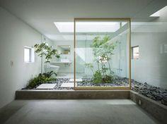 Mirifc Interior Courtyard
