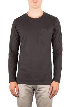 CARBON |BIO-BAUMWOLLE LANGARM | Funktion Schnitt #organiccotton #longsleeve #tshirt #shirt #mensstyle #menswear #fashion #mensfshion #business #look #funktionschnitt #casual #basic