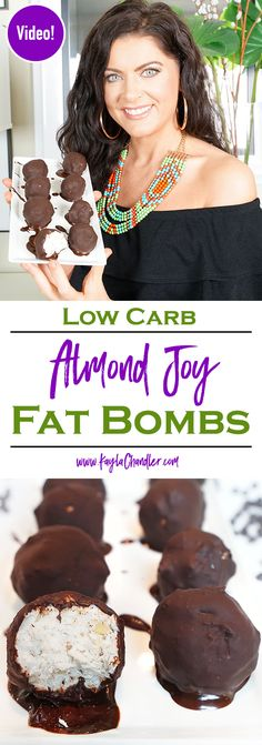 Low Carb Snacks | Fat Bombs | Keto Snacks | Paleo Snacks