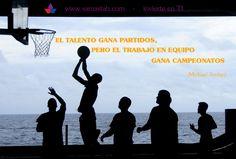 ¡Trabaja con tu equipo!
