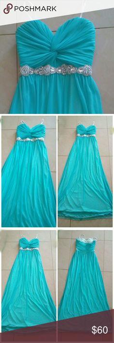 Beautiful Baby Blue Dress Size : 5 *NEW* Dresses Prom