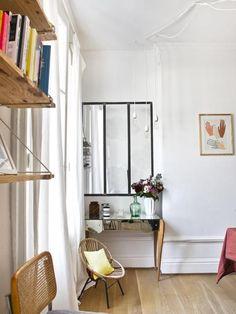 DIY Shelves Ideas : Nantes : chez Mathilde Cabanas   MilK