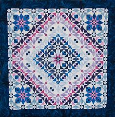 Quilting Solutions: Storm at Sea