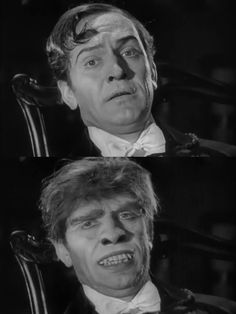 Dr. Jekyll and Mr. Hyde (1931), starring Fredric March