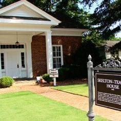 The Alpharetta History Walk takes visitors on a tour of 19 historical markers located throughout the city's downtown area!