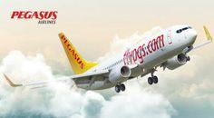 Pegasus havayolları'nın uçak bileti erteleme işlemlerini ücretsiz çağrı merkezimiz olan 0850 302 54 93 numaralı müşteri hizmetlerimiz ile kolayca yapabilirsiniz. Yapmanız gereken tek şey pnr kodunuz ve değiştirmek istediğiniz tarihi, parkuru belirtmek. Peşin fiyatına 9 taksite kadar da ödeme imkanı sağlanmaktadır. #pegasus