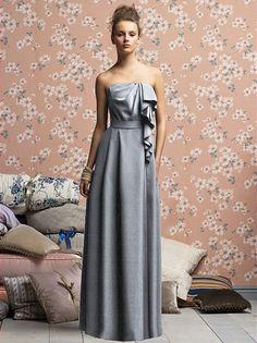 Lela Rose Bridesmaids Style LX139XX http://www.dessy.com/dresses/lelarose/lx139xx/?color=platinum=64#.UhQobny9KSM