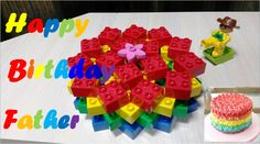 Happy Birthday Father - LEGO - 1 Minute Story NS