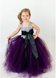 193fef2157e7a Latest Solid Color Flower Girls Tutu Dress Kids Tulle Dress for  Birthday/Wedding/Party Children Girl Ball Gown Tutus