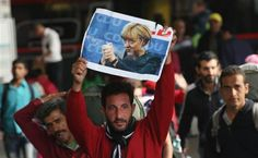 Germany to Hold Crisis Talks as Refugees Stream In