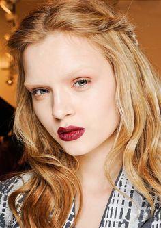 gucci fall 2012 runway makeup