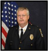 Meet the Riley County Police Department Command Staff. Pictured is Captain Hank Nelson.