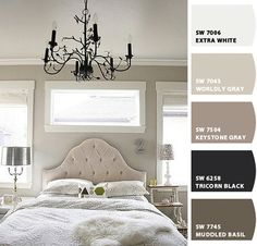 I will use these colors in my living room one day! Maybe with a colorful accent wall