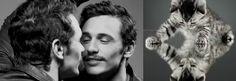James Franco contra un gato | 31 famosos sexies contra gatos