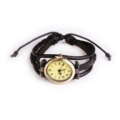 New Style Women Wristwatch Quartz Watch Hand Strap Cow Long Leather Vintage Female Roma Women Dress Watch Oval Black Reloj Mujie-in Women's Watches from Watches on Aliexpress.com | Alibaba Group