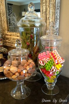 Driven By Décor: Holiday Apothecary Jars