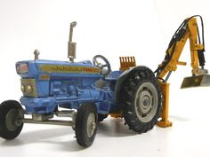 Corgy Toys Traktor Ford 5000 Super $90.00