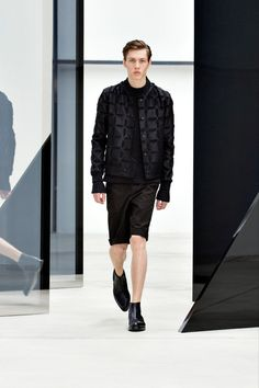 Balenciaga Spring 2014 Menswear Collection Slideshow on Style.com