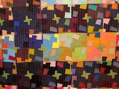 "detail of ""Broken Fence"", 2010 by Lesley Joan Riley"