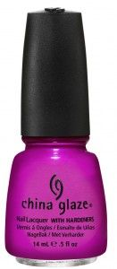 China Glaze Summer Neons Hang-Ten Toes