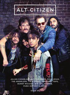 Julian Casablancas + The Voidz Julian Casablancas, The Strokes, Nikolai Fraiture, Albert Hammond, Musica Disco, Important People, Twin Peaks, Music Tv, Celebs