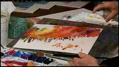 Watercolor for Beginners Part 1 With Tom Lynch - YouTube