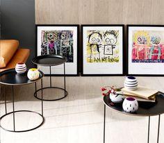Designed by Henrik Pedersen - Cartagena nesting tables $539